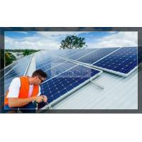 315W High Output Pv Panels , Most Efficient Solar Panels For Residential Use Manufactures