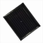 3W 12V Monocrystalline Silicon Solar Panels / DIY Solar Charger DC Output Manufactures