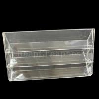 3mm Clear Acrylic disassemble Nail Plish Display Stand Holder Manufactures