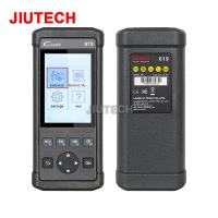 China Launch Creader 619 Code Reader Full OBD2/EOBD Functions Support Data Record and Replay Diagnostic Scanner on sale