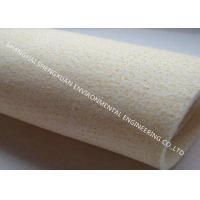 China Acrylic Needle Punched Felt Non Woven Filter Fabric Durable For Dust Filter Bag Making on sale