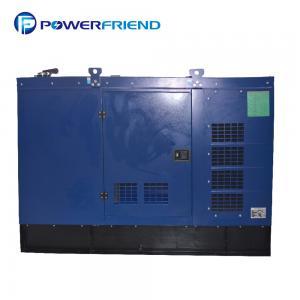 China 30KW 38KVA Cummins Diesel Generators 4 Cylinder 4 Stroke Silent Power Generator on sale