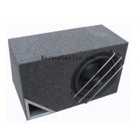 Quality 500W RMS Car Speaker Boombox Two Sides Carpet High-Temp Aluminum Voice Coil for sale