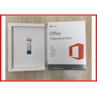 Original Microsoft Office Professional 2016 Retail Box Usb Activation Online Manufactures