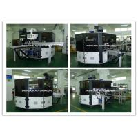 CE ISO Flat Screen Printing Machine For Plywood Rule Lighter Cup Tube Manufactures