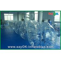 Funny Inflatable Sports Games Transparent Inflatable Walk Zorb Ball Manufactures