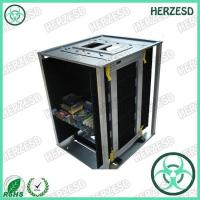 China HZ-2607 Metal ESD Magazine Rack 460*400*563 on sale