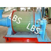 High Performance Electric Winch Machine Wire Sling Type 720-960r/Min Speed Manufactures