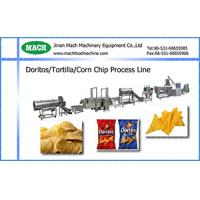 Quality Corn Chips/Tortilla chips Process Line 304 stainless steel automatic snacks food for sale