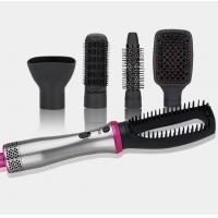 5 in 1 New Design Professional Portable Electric Hair Straightener 600W Best Hot Air Brushes Manufactures