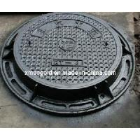 Nodular Cast Iron Round Shape Manhole Covers Manufactures