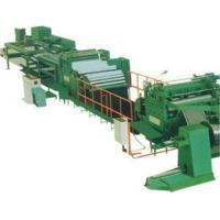 Long Life Metal Sheet Straightening Machine From Cut To Length Production Line Manufactures