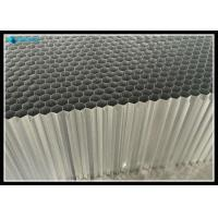 High Strength 5056 Aluminium Honeycomb Core For Aerospace Industry Manufactures