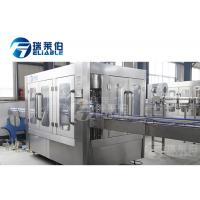 World Known Producing Pure Water Filiing Capping Machine For Glass Bottles Manufactures