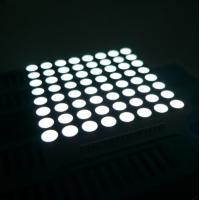 Message Board 8x8 Dot Matrix LED Display High Brightness for Video Manufactures
