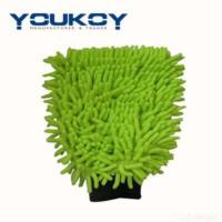 Chenille Car Cleaning Gloves (mc1004) Manufactures