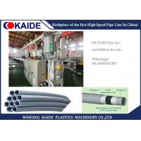 3 Layers PB-EVOH Oxygen Barrier Pipe Production Line; indoor water pipe system Manufactures