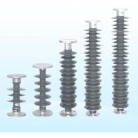 15 kv  or 24 kv  Grey  Composite  polymer post  insulator  Epoxy Resin silicone rubber Manufactures