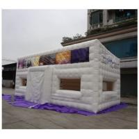China Customized inflatable cube,inflatable cube tents,giant inflatable cube tent on sale