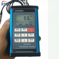 Portable Car Paint Tester Chrome Coating Thickness Gauge For Fast And Accurate Measurement Manufactures