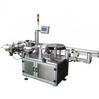Carton Double Sides Sticker Automatic Label Applicator Machine High Efficient Manufactures
