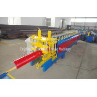 Step Tile Panel Metal Forming Machine With Adjustment Step Length Manufactures