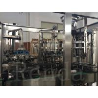 China Renda Energy Drinks Beer Bottling Machine Carbonated Rinsing Filling Capping wholesale