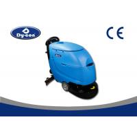 20 Inch Industrial Floor Scrubber Dryer Machine With Liquid Crystal Display LCD Manufactures