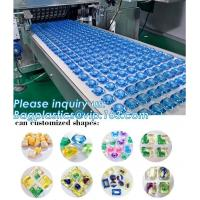 China laundry detergent pods liquid laundry pods clothes washing, powder capsules water soluble film detergent laundry podspac on sale