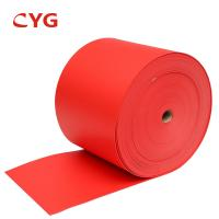 China Soundproofing Flame Retardant Polyurethane Foam Thin Heat Insulation Material on sale