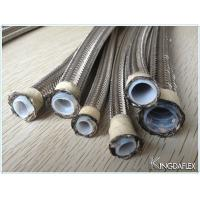 Stainless Steel Braided Teflon Hose Manufactures