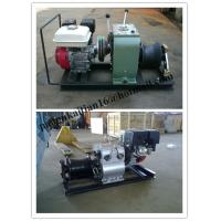 low price Cable pulling winch, new type Powered Winches,Cable Winch Manufactures