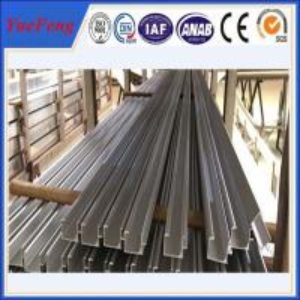 Hot! Custom kitchen accessories decorative metal strip extruded aluminium profiles Manufactures