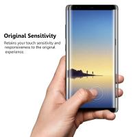 Full Cover Oil Resistant Screen Protector  , Galaxy Note 8 Tempered Glass Screen Protector  Manufactures