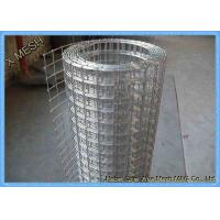 China Professional Stainless Steel Welded Wire Mesh Panels , High Tensile Wire Fence Panels on sale