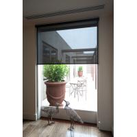 Hot sale anti UV sunscreen vertical roller blind for window decoration Manufactures