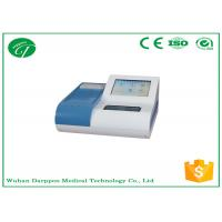Portable Blood Coagulation Analyzer PUN-2048A Medical Laboratory Equipment Manufactures