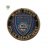 Custom Design Professional wholesale factory police coin challenge Manufactures