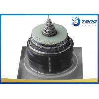 China Lead Sheath HV Power Cable 132 kV 1 × 800 mm2 , High Voltage XLPE Power Cable on sale