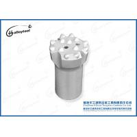 China T38 Hard Alloy Cemented Carbide Tips , Rock Drilling Carbide Tip Inserts on sale