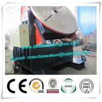 Automatic Steel Welding Table Homemade Welding Turntable , Height Adjustable Manufactures