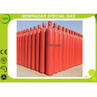 China Methane Ch4 Natural Gas Cylinders Packaged / High Purity Gases 74-82-8 on sale