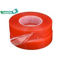 Strong Acrylic Adhesive Clear Double Sided PET Tape Thin PET Tape Good Durability Manufactures