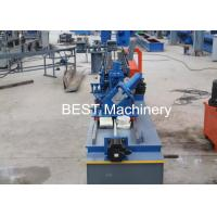 PLC Control Gypsum Drywall Stud And Track Main Channel Furring Channel Roll Forming Machine Manufactures