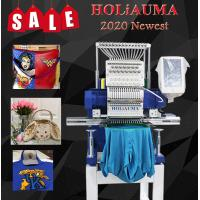 China One Head 15 needless Embroidery Machine Home Computer Embroidery Machine Multi functional Three-in-One Embroidery Mach on sale