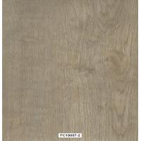 Wood Plastic Composite Vinyl WPC Flooring For Hospital / Gym / Booth Decoration Manufactures
