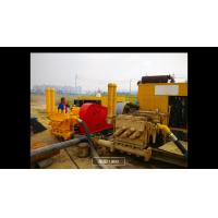 Mud Pump Station Drilling Mud Pump For HDD Machine Pipelaying Project 1500L Manufactures