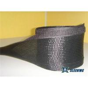 PET Wrap Flame Retardant braided sleeves Manufactures