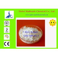 Lose Weight Steroids 7-Keto Acetate CAS 1449-61-2 For Natural Hormone Supplement Manufactures