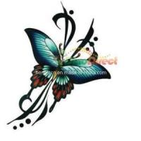 Eco-Friendly Temporary Tattoo Sticker (HTST036) Manufactures